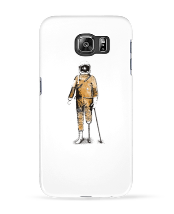 Case 3D Samsung Galaxy S6 Astropirate - Florent Bodart