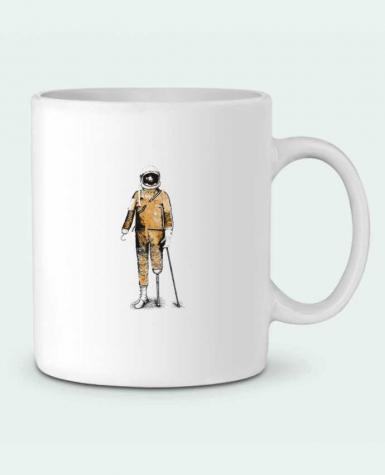 Ceramic Mug Astropirate by Florent Bodart