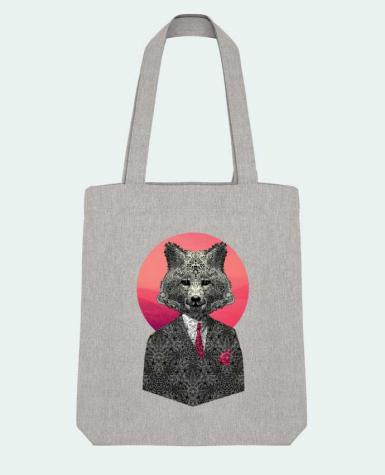 Tote Bag Stanley Stella Very Important Fox by ali_gulec