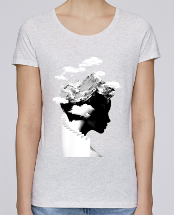 T-shirt Women Stella Loves It's a cloudy day by robertfarkas