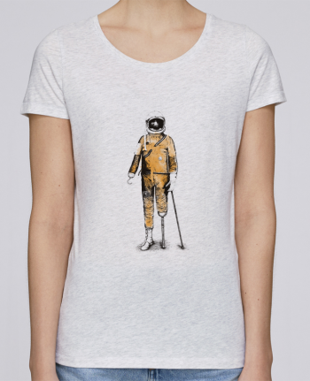 T-shirt Women Stella Loves Astropirate by Florent Bodart